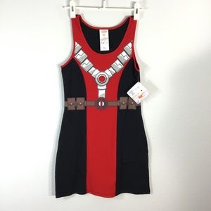 Marvel knit dress NWT  size small